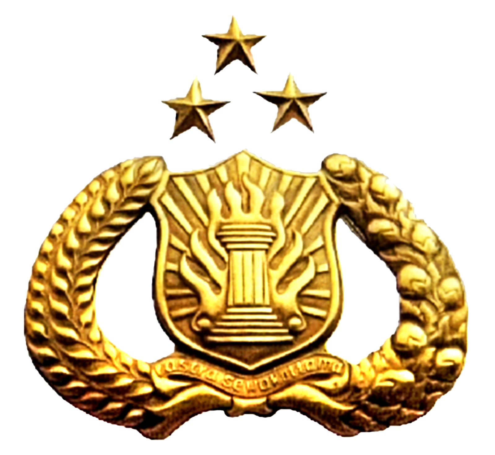 arti lambang direktori online polres seindonesia